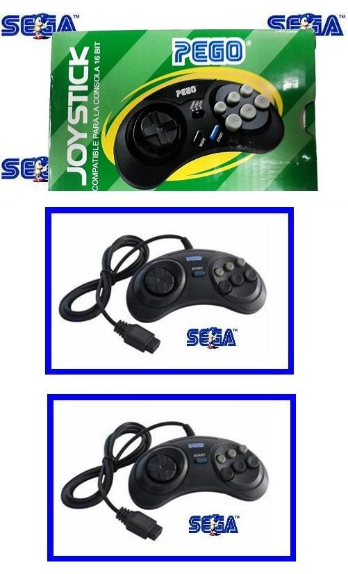 Joystick Sega Pego