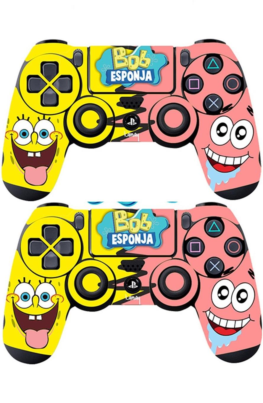 Skin Bob Sponja (PS4)