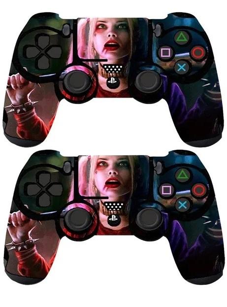 Skin Harley Q. (PS4)