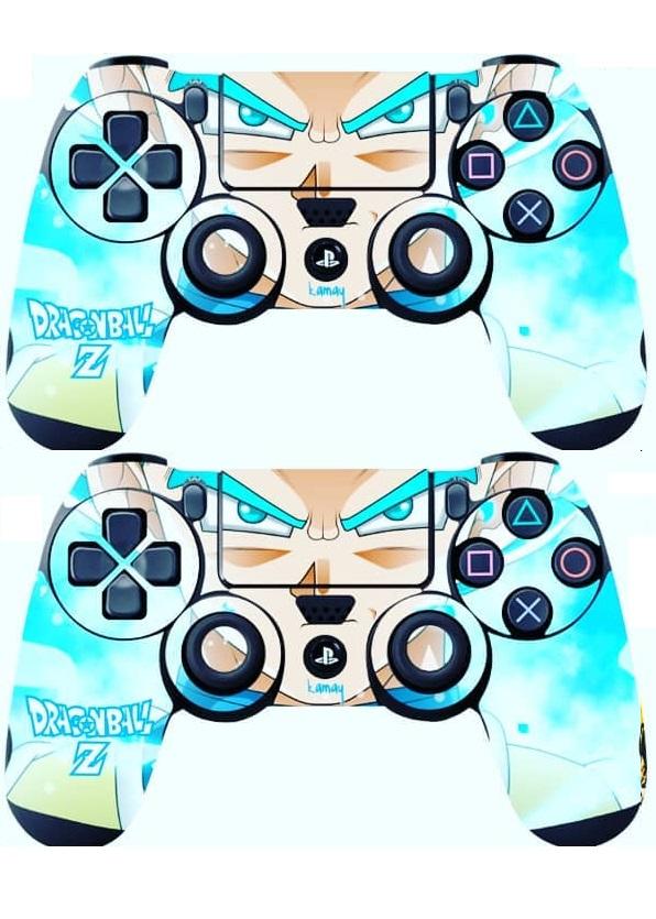 Skin Dragon Ball Z A. (PS4)