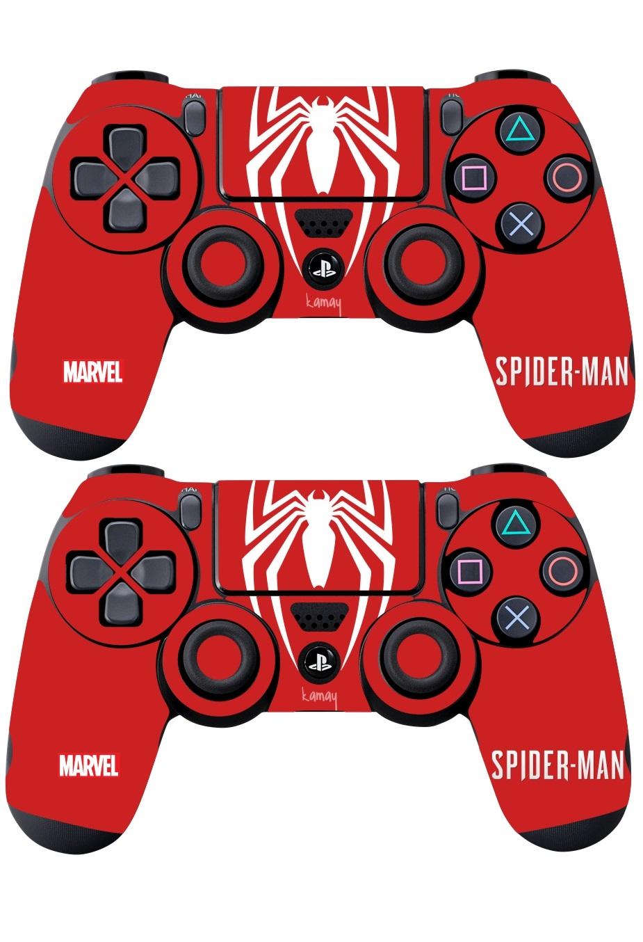 Skin Spider-man A. (PS4)