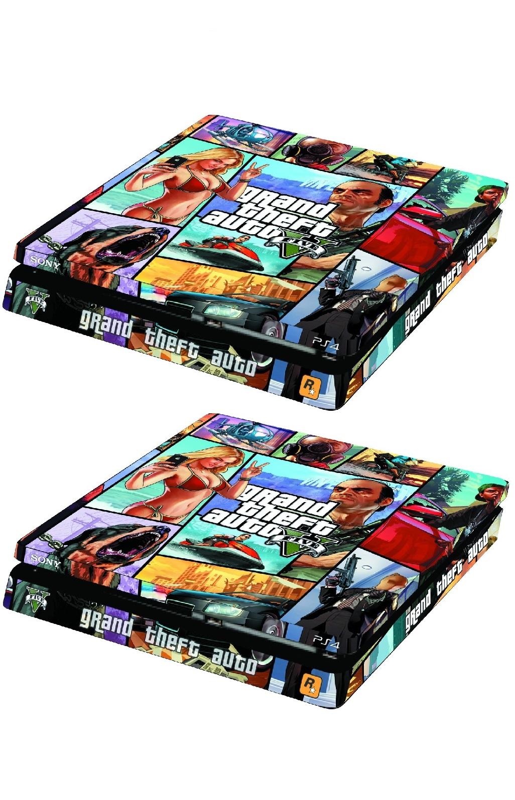 Skin GTA 5 (PS4S)